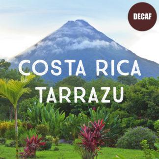 Costa Rica Decaf Tarrazu