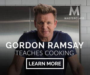 Gordon Ramsay on MasterClass