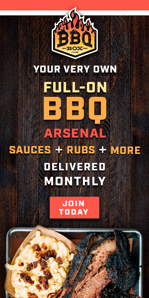 BBQBox Sauce Rub And Flavor