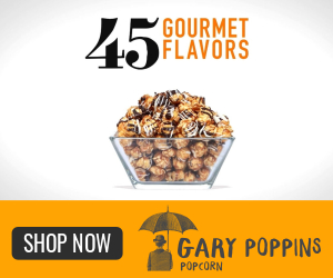 Gary Poppins 45 Flavors