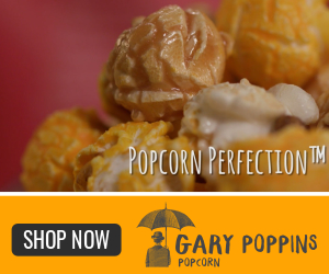 Gary Poppins Gourmet Popcorn